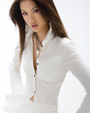 商务女士衬衫