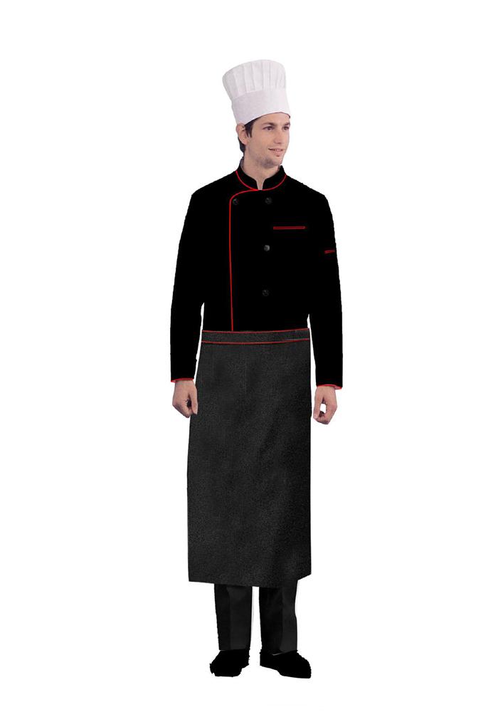 厨工制服套装