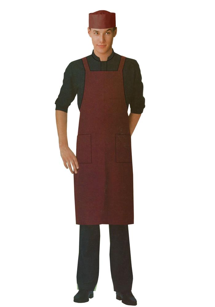 厨工制服新款