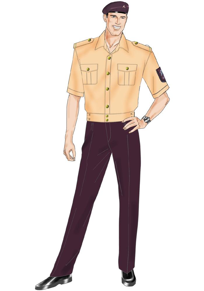 公交短袖套装