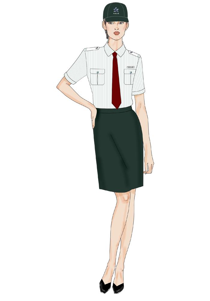 公交短袖裙装精品