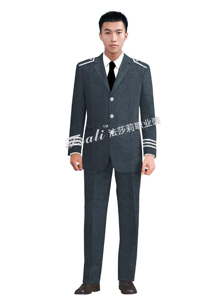 公交制服西服图片