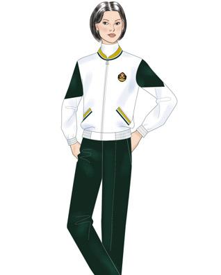校服时尚系列