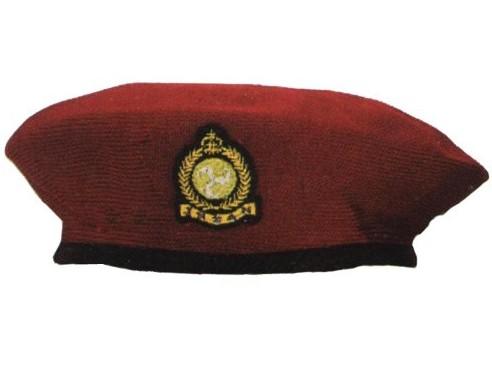 保安帽子配饰