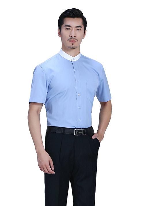 最新男款衬衫定做