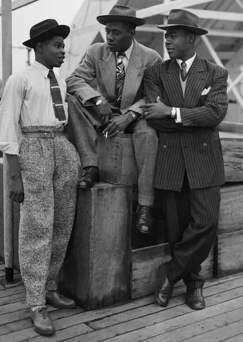 男士时装历史你都不了解,还谈什么提升衣品