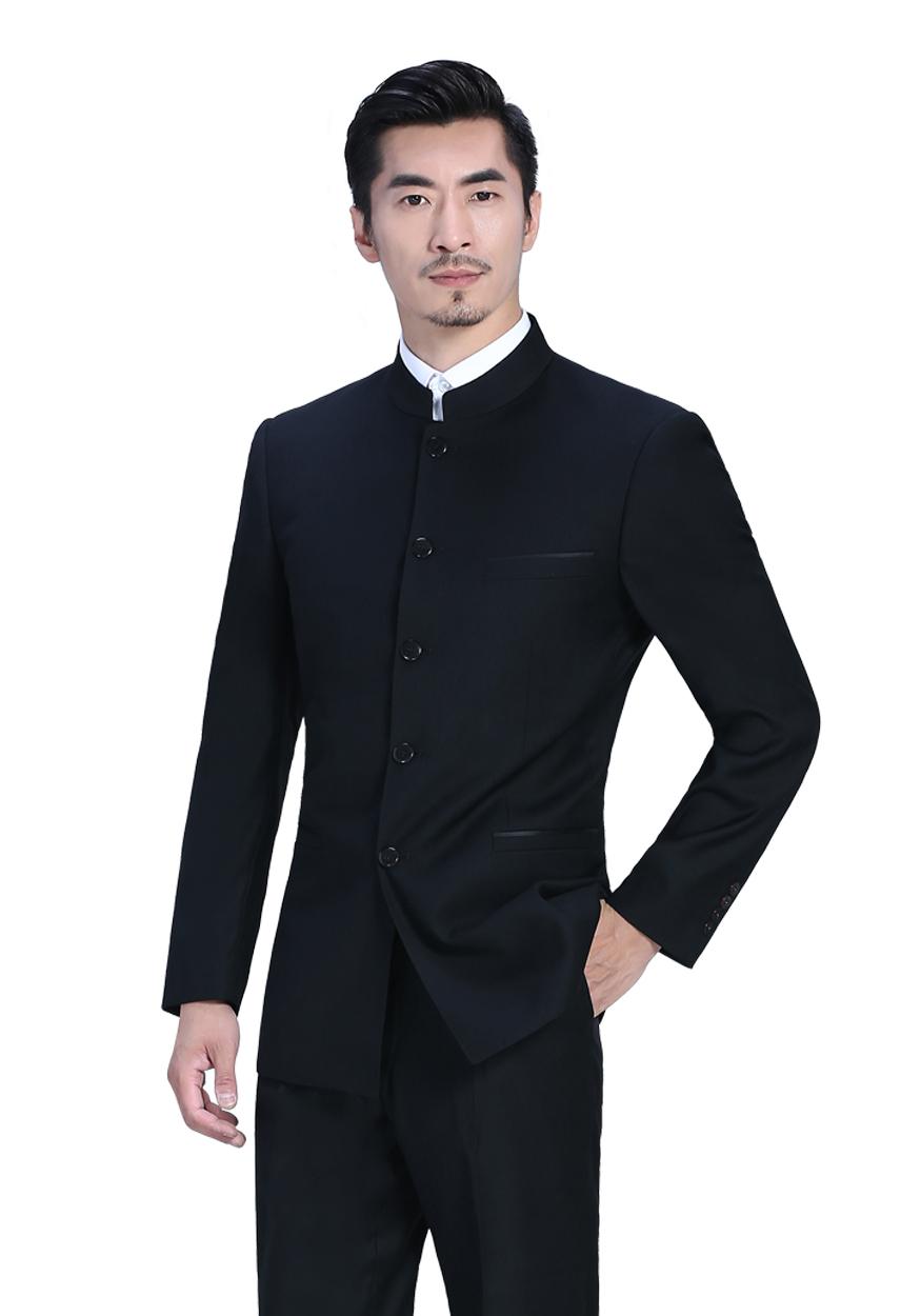 职业装男装大衣1