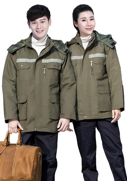 秋冬季职业装与天气的密切关系